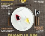 Quand le vin passe à table : Beaujolais-Villages 2018
